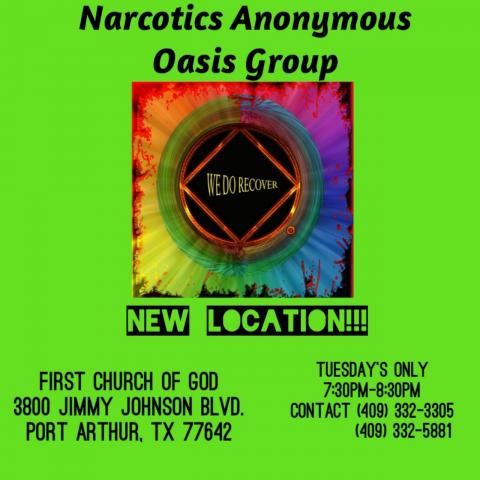 The Oasis Group of Narcotics Anonymouse